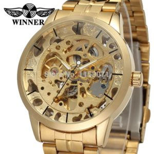 Men's Luxury Mechanical Bracelet Watches