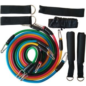 UPOWEX Resistance Bands Set